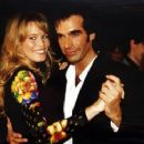 Claudia Schiffer and David Copperfield - 350 x 242