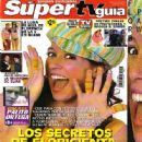 Florencia Bertotti - TV Guia Magazine Cover [Argentina] (22 May 2004)