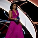 Gabrielle Union speaks onstage at The 41st Annual People's Choice Awards at Nokia Theatre LA Live on January 7, 2015 in Los Angeles, California - 422 x 594