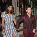 Priyanka Chopra and Nick Jonas - 207 x 244