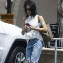 Jenna Dewan Tatum in Jeans out in Studio City