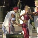 Christina Aguilera and Jorge Santos - 250 x 381