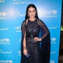 Katy Perry attending The 8th Annual UNICEF Snowflake Ball held at Cipriani in New York City November 27,2012