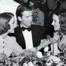 Jimmy Stewart and Norma Shearer