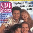 Yasmine Bleeth - Soap Opera Digest Magazine [United States] (21 July 1992)
