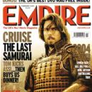 Tom Cruise - Empire Magazine [United Kingdom] (February 2004)