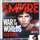 Tom Cruise - Empire Magazine [United Kingdom] (August 2005)