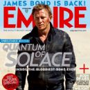 Daniel Craig - Empire Magazine [United Kingdom] (October 2008)