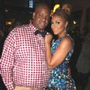 Vincent Herbert and Tamara Braxton