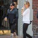 Benji Madden and Cameron Diaz hold hands in NYC  June 4, 2014