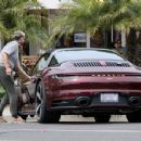 Ellen DeGeneres – With $181950 new Porsche 911 Targa 4S Heritage Design Edition