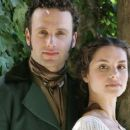 Charlotte Riley and Andrew Lincoln