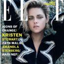 Kristen Stewart - Elle Magazine Pictorial [United Kingdom] (September 2016)