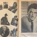 Gregory Peck - Movie News Magazine Pictorial [Singapore] (November 1950) - 454 x 298