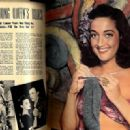 Dorothy Lamour - Screen Guide Magazine Pictorial [United States] (February 1944) - 454 x 321