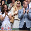 Kate Middleton – Mens Singles Final at Wimbledon Tennis Championships in London - 454 x 417