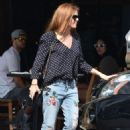 Isla Fisher – Running Errands in West Hollywood, CA 10/11/2016 - 454 x 644