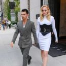 Joe Jonas and Sophie Turner – Out in SoHo on their way to the VMAs 2019