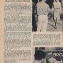June Wilkinson - Girl Watcher Magazine Pictorial [United States] (June 1959) - 454 x 596
