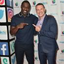 Idris Elba- August 2, 2017- Celebrities Visit Univision's 'Despierta America' - 383 x 600