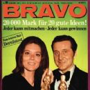 Diana Rigg - Bravo Magazine [Germany] (18 May 1968)