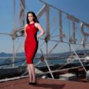 Emily Hampshire - Portrait Session ~ 65th Annual Cannes Film Festival - 454 x 302