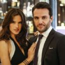 Rodrigo Lombardi and Alessandra Ambrosio