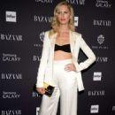 Karolina Kurkova Harpers Bazaar Celebrates Icons By Carine Roitfeld In Nyc