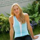 Nicole Vaidisova - Roland Garros Photoshoot - 454 x 643