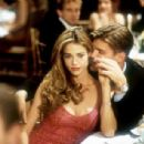 Denise Richards and Landy Cannon