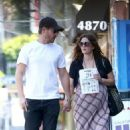 Drew Barrymore: running errands in Hollywood