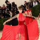 Ruby Rose – 2018 MET Costume Institute Gala in NYC - 454 x 673