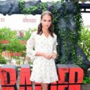 Alicia Vikander – 'Tomb Raider' Photocall at Comic Con Experience in Sao Paulo December 11, 2017