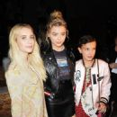Emma Roberts, Chloe Grace Moretz and Millie Bobby Brown – Coach 1941 Show at New York Fashion Week 9/13/2016 - 454 x 681