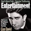 David Schwimmer - Entertainment Weekly Magazine [United States] (26 April 1996)