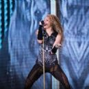 Shakira Performs In Concert - New York City - 454 x 323