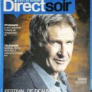 Harrison Ford - Direct soir Magazine Cover [France] (3 August 2009)