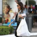 Jenna Dewan – Out at The Grove