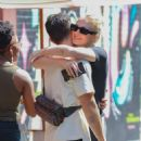 Sophie Turner and Joe Jonas – Seen after their lunch with friends in New York