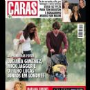 Luciana Gimenez, Mick Jagger & baby son Lucas in Richmond Park - September/2000 - 454 x 454