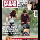 Luciana Gimenez, Mick Jagger & baby son Lucas in Richmond Park - September/2000