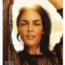 Hilary Rhoda - Vogue Magazine Pictorial [Spain] (June 2012)