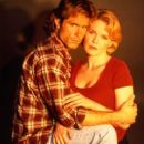 Shawn Christian and Maura West