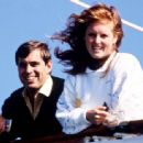 Prince Andrew Duke of York and Sarah Ferguson - 454 x 337