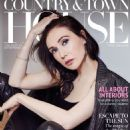 Carice van Houten - Country & Town House Magazine Cover [United Kingdom] (April 2019)