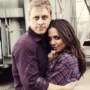 Alan Tudyk and Eliza Dushku