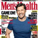 Nikolaj Coster-Waldau - Men's Health Magazine Cover [United States] (April 2019)