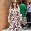 Amy Adams at 'The View' in New York - 454 x 681