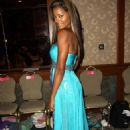 Claudia Jordan - 16 Annual Little Miss African American Scholarship Pageant At The Universal Sheraton Hotel On August 16, 2009 In Universal City, California - 454 x 756