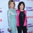 Jane Fonda – 'Grace and Frankie' Season 3 Premiere in Los Angeles - 454 x 715